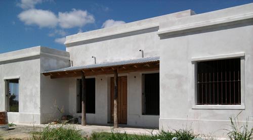 Obras en ejecuci n for Casas de chapa para jardin